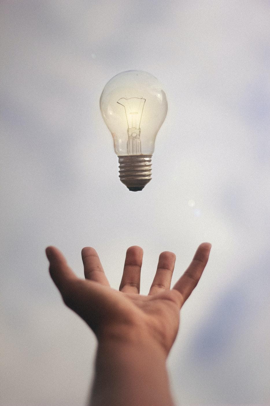 Se non riesci a trovare 10 idee tirane fuori 20!